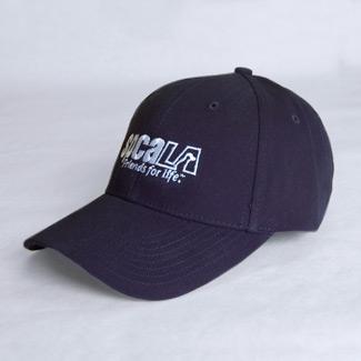 navy blue spcaLA baseball hat