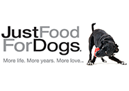Just Food For Dogs logo