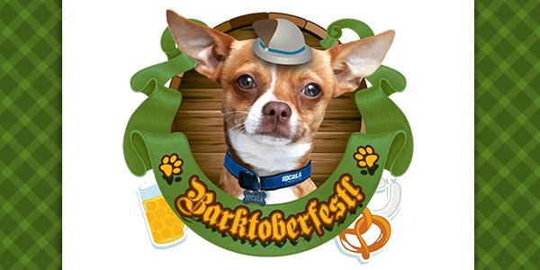 barktoberfest logo