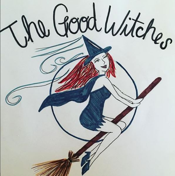 the good witches logo
