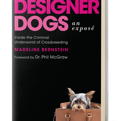 Designer Dogs book jacket