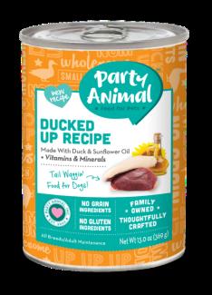 ducked up recipe