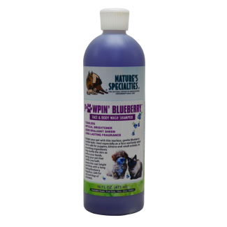 blueberry shampoo