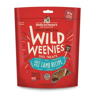 wild weenies dog treats
