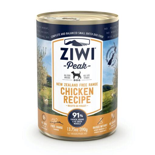 . Ziwi Peak Free-Range Chicken 13.75 oz Can DOG