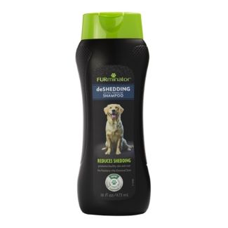 deshedding shampoo