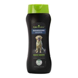 deshedding shampoo