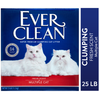everclean cat litter