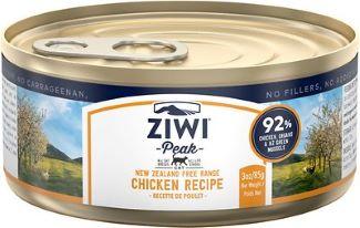 ziwi chicken cat food