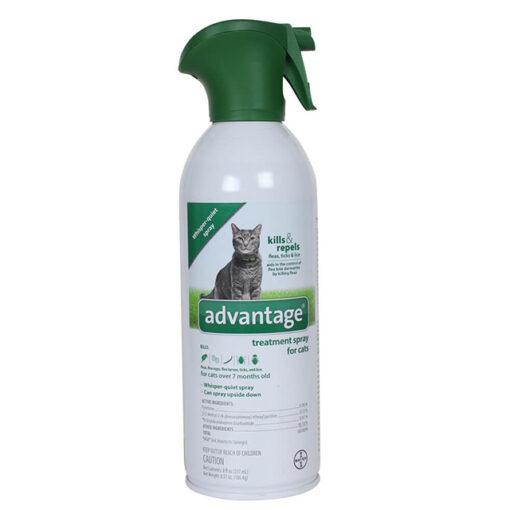 Advantage Treatment for Cats Spray 16oz