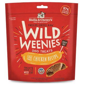 wild weenies chicken treats