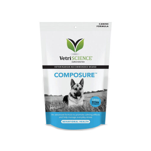 VetriScience Laboratories - Composure, Calming Support for Dogs