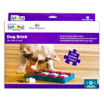 Outward Hound Dog Brick Box