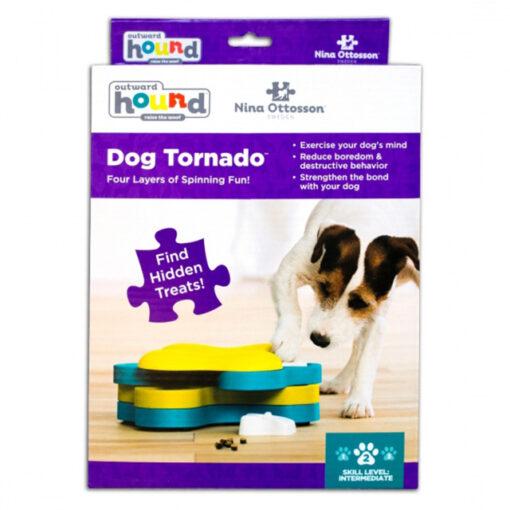 Outward Hound Tornado Puzzle Dog Toy Large Box