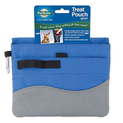 PetSafe Treat Pouch Sport BLUE