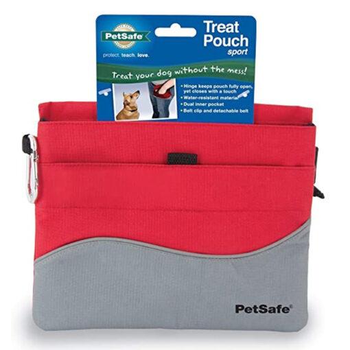 PetSafe Treat Pouch Sport RED