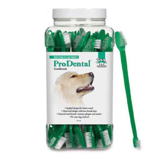 Top Performance ProDental Dual-End Toothbrush 1 Count Box