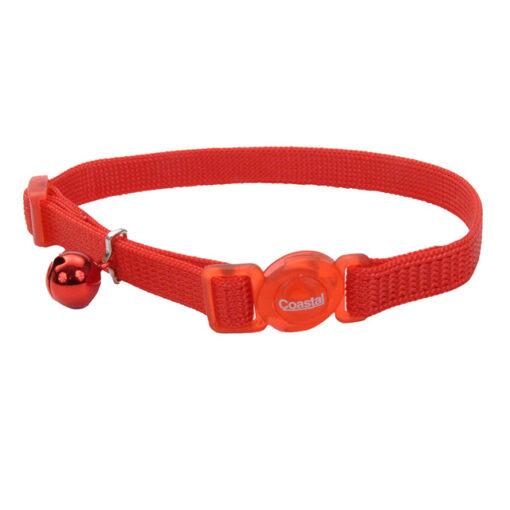 Coastal Pet Safe Cat Breakaway Collar 8-12 Red