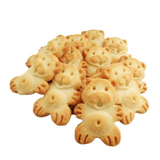 Grandma Lucy's Organic Oven Baked Dog Treat Pumpkin bears