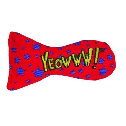 Yeowww Stinkies Catnip Toy Stars Front