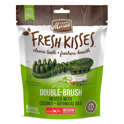 Fresh Kisses Coconut Oil Medium Dogs 15-25lbs 9count