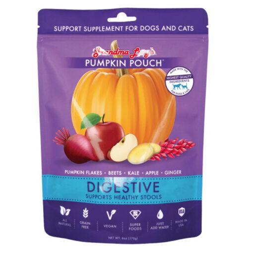 Grandma Lucy's Pumpkin Pouch Digestive 6 oz