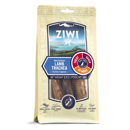 Ziwi Lamb Trachea Dog Chews 2.1oz